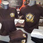T-shirt per pub Mawi, Casalpalocco